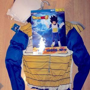 Dragon ball Z costume